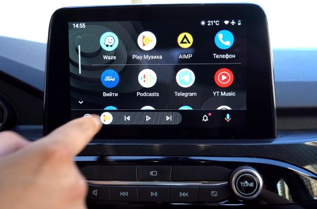 Ford Kuga мультимедийная система