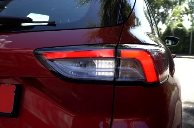 Ford Kuga задние фонари