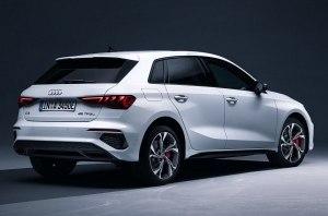 Audi A3 сделался старшим гибридом в семье