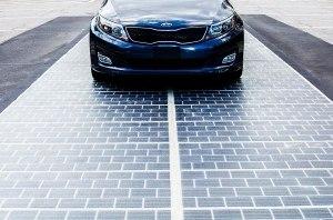 В США появилась «солнечная дорога»