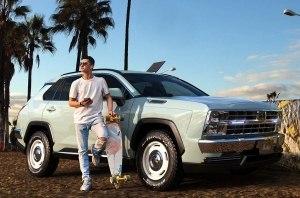 Старый Chevrolet в образе нового RAV4 придется ждать три года
