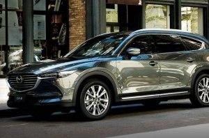 Mazda обновила кроссоверы CX-5 и CX-8