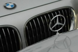 Mercedes и BMW стали друзьями