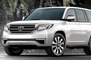 Toyota Land Cruiser 300 и Prado: слухи основанные на фактах