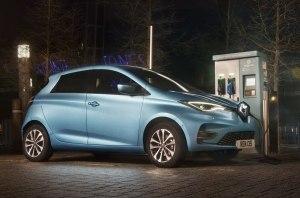 Renault Zoe лучший европейский электрокар?