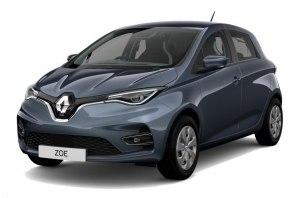 Версия Venture Edition увеличит запас хода Renault Zoe