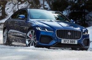 Почему Jaguar остановил производство седанов XE и XF?