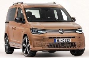 Новый VW Caddy уже в продаже