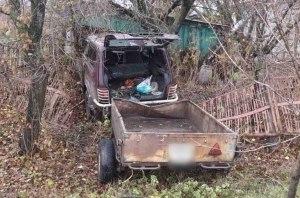 Подросток угнал и разбил три авто
