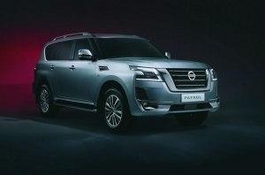Новый Nissan Armada показали на видео