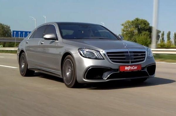 Mercedes S-Class W222: стоимость поддержания статуса. Mercedes S-Class (W222)