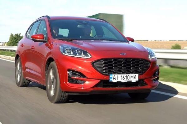 Ford Kuga: новый уровень по завышенной цене. Ford Kuga