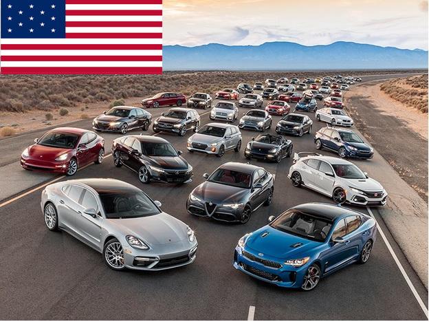 Как купить машину из США?