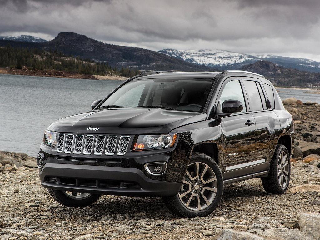 Сколько стоит Jeep Compass с аукционов из США  ?