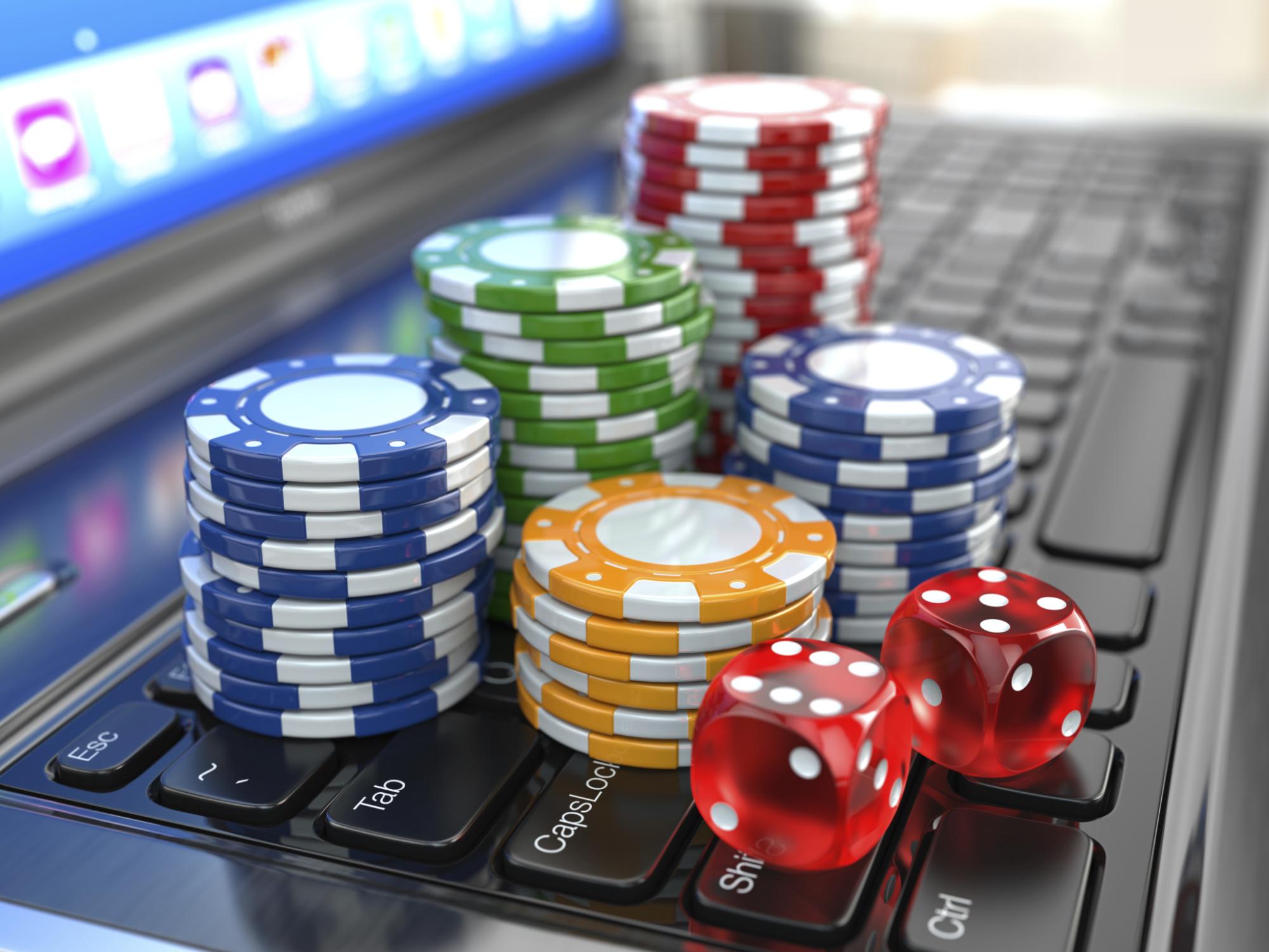 Преимущества азартных игр в онлайн казино
