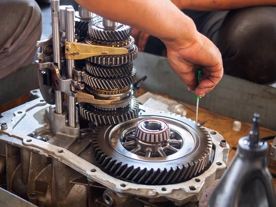 Преимущества ремонта автоматической коробки передач профессионалами