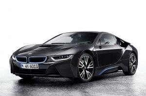 BMW может избавиться от зеркал бокового вида