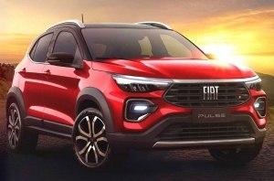 Fiat Pulse начнёт покорять Южную Америку