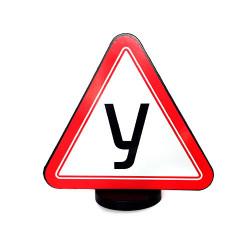 """Особенности знака """"У"""" на автомобиле"""