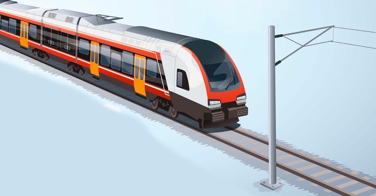 Преимущества GPS контроля железнодорожного транспорта